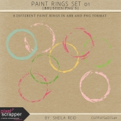 Paint Rings Set 01