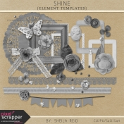 Shine Element Templates Kit