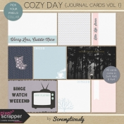 Cozy Day Journal Cards Vol. 1