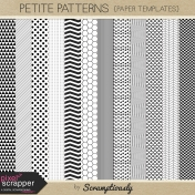 Petite Patterns Paper Templates