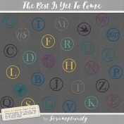 The Best Is Yet To Come 2017 Monograms Kit