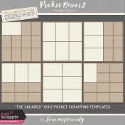 Pocket Basics 2 Pocket Page Templates Pack 2
