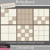 Pocket Basics 2 Pocket Page Templates Pack 4