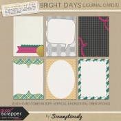 Bright Days Journal Card Kit