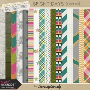 Bright Days Paper Kit
