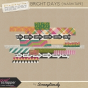 Bright Days Washi Tape Kit