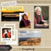 Pocket Basics Photo Overlays