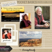 Pocket Basics Photo Overlays