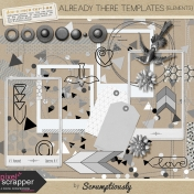 Already There Template Elements Kit
