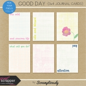 Good Day 3x4 Journal Cards