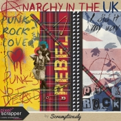 Anarchy in the UK- June 2015 Blog Train Kit