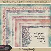 Bohemian Breeze Painty Bits Borders