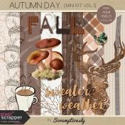 Autumn Day Mini Kit Vol. 1