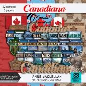 Canadiana Mini Kit