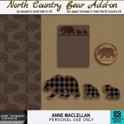 North Country Bear Add-On Kit