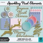 Sparkling Noel Elements