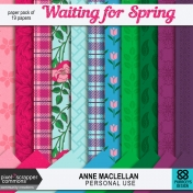 Waiting for Spring Papers