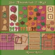 So Thankful 2- Kit