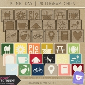 Picnic Day- Pictogram Chips