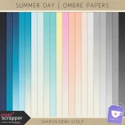 Summer Day- Ombre Papers