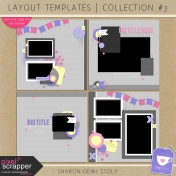 Layout Templates- Collection 3