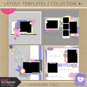 Layout Templates- Collection 1