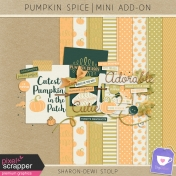 Pumpkin Spice- Mini Add-On