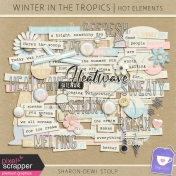 Winter in the Tropics- Hot Elements