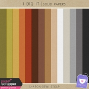 I Dig It - Solid Papers