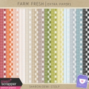 Farm Fresh- Extra Papers