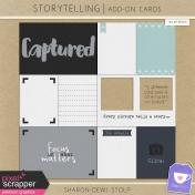 Storytelling- Add-On Cards