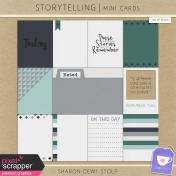 Storytelling- Mini Cards