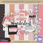 Bohemian Rhapsody- Wanderlust Mini