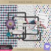 Renaissance Faire- Add-On
