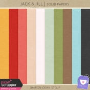 Jack & Jill- Solid Papers