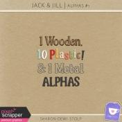Jack & Jill- Alphas #1