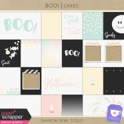 BOO!- Cards