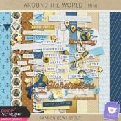 Around The World- Mini