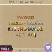 Around The World- Alphas