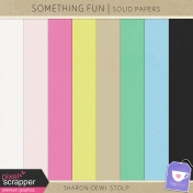 Something Fun- Solid Papers
