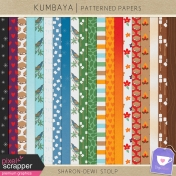 Kumbaya - Patterned Papers