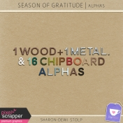 Season of Gratitude- Alphas