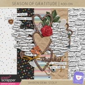 Season of Gratitude- Add-On