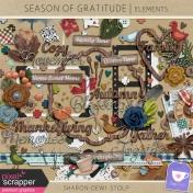 Season of Gratitude- Elements