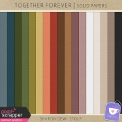 Together Forever- Solid Papers