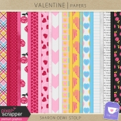 Valentine- Papers