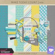 Make Today Count- Mini