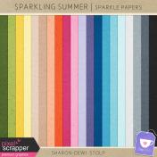 Sparkling Summer- Sparkle Papers