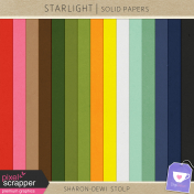 Starlight - Solid Papers