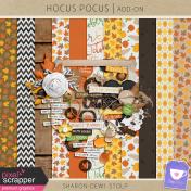 Hocus Pocus- Add-On
